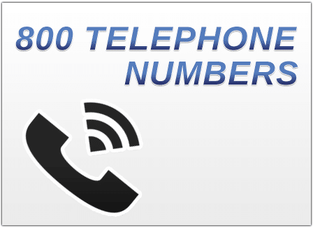 Get A 1800 Telephone Number Virtual 1800 Numbers Unitel Voice