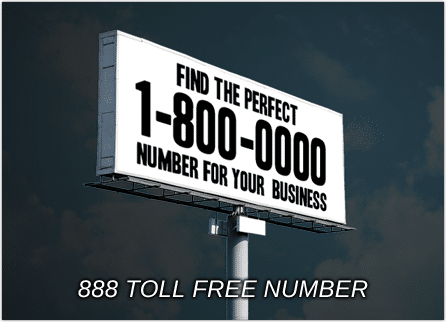 Get 888 Toll Free Numbers For Your Business Unitel Voice