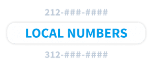 Use a Local Phone Number in Any Area Code