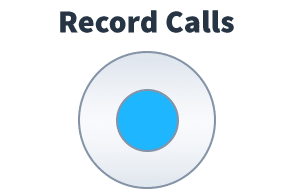 Activate call recording