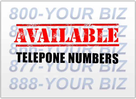 Find Available Phone Numbers For Your Business