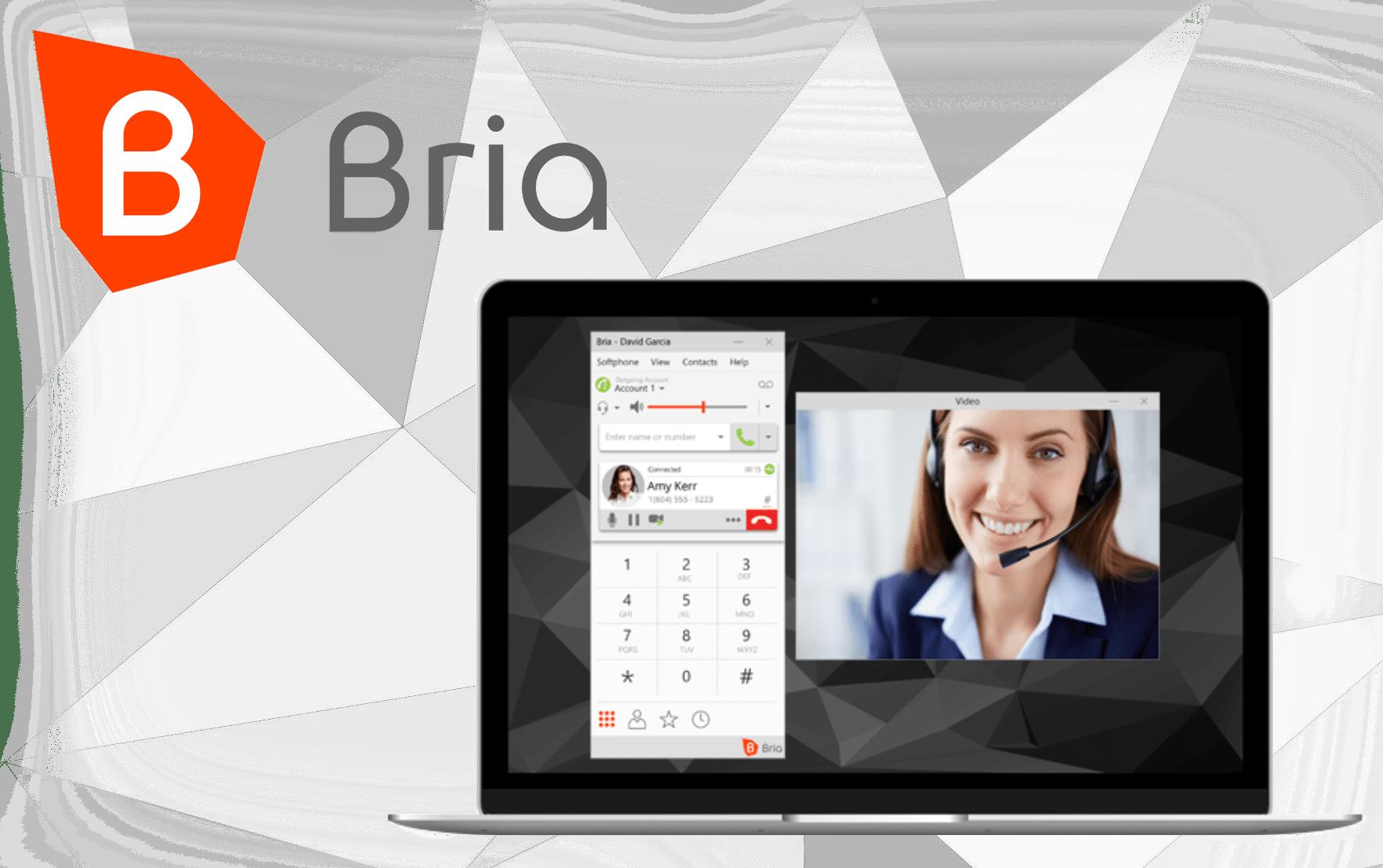Bria Softphone