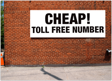 Get a Cheap Toll Free Number with Great Service from UniTel