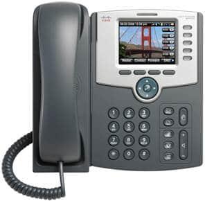 Cisco SPA525G2 VoIP Phone