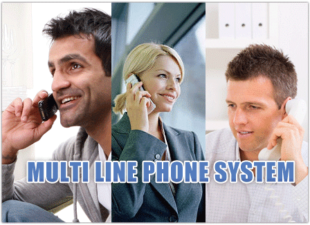 Get a Cheap Business Phone System w/ Unlimited Lines