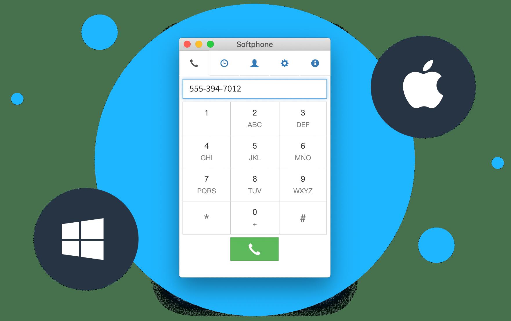 UniTel Voice Softphone