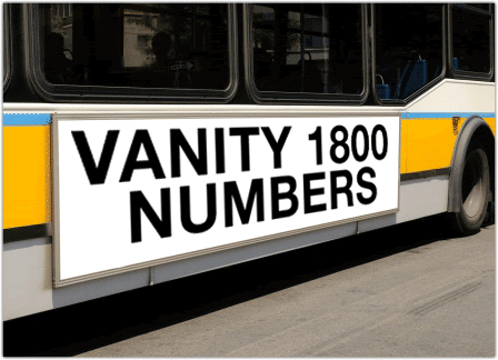 Vanity 1800 Numbers - Instantly Check 1-800 Number Availability