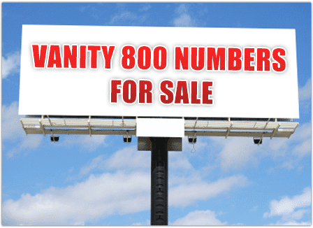 Beautiful Find Vanity 1 800 Telephone Numbers For Your Business