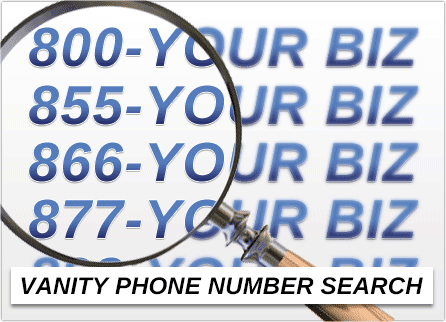 Conduct A Vanity Telephone Number Search, Free With UniTel Voice