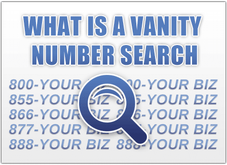 Captivating Are You Wondering What A Vanity Number Search Is And How It Works? We Can  Help. A Toll Free Vanity Number Search Is A Search For Toll Free 800, 888,  877, ...